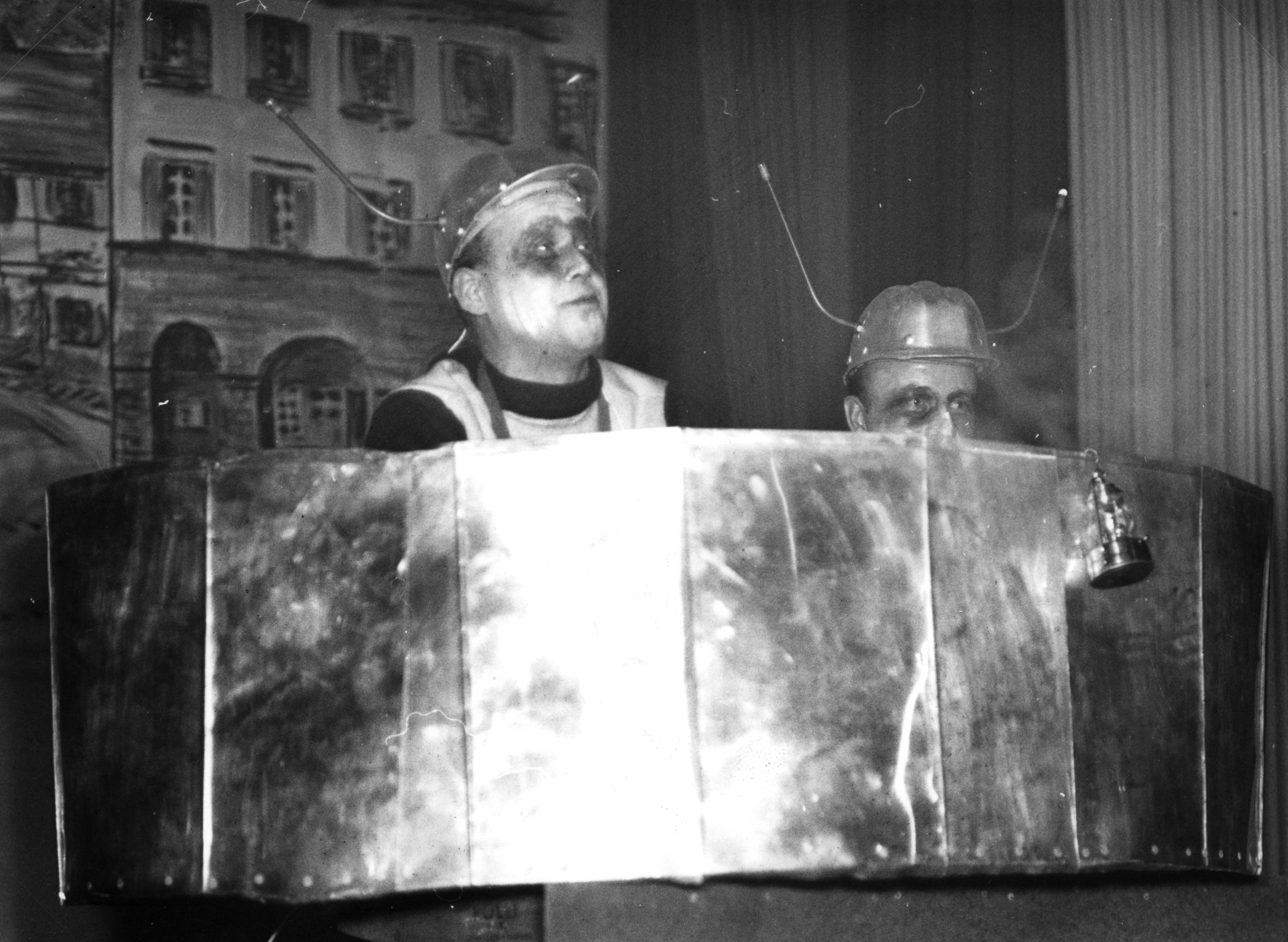Zunftobe 1960: Ausserirdische